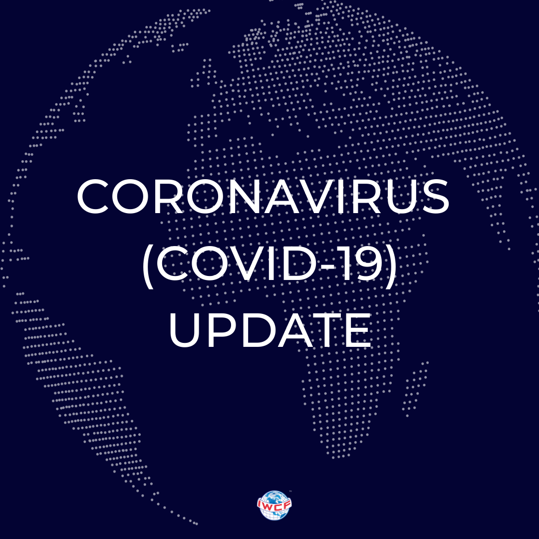 Coronavirus (COVID-19) – Certification Extension Update
