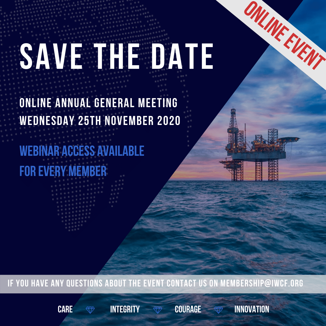 Save the Date – 2020 Virtual AGM