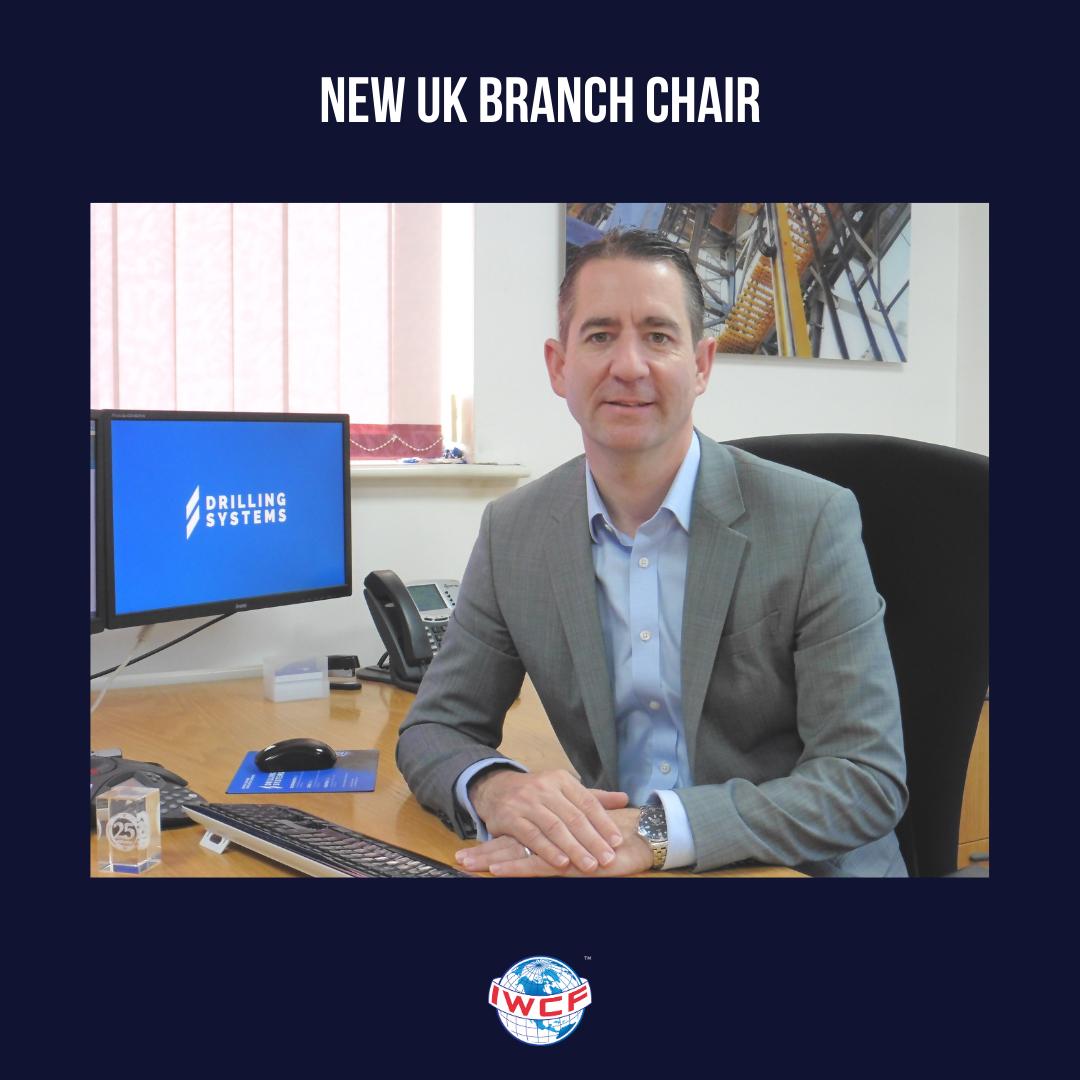 New UK Branch Chair